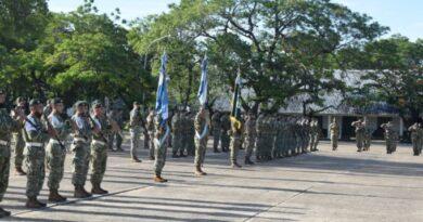 El Regimiento de Infantería de Monte 29 conmemoró el 76º aniversario de su creación