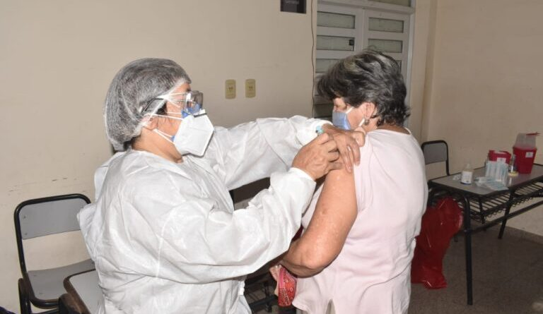 """""""Con orgullo vemos que Formosa es la provincia con más alto índice de vacunación"""""""