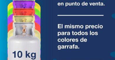 Defensa al Consumidor dio a conocer puntos de venta de garrafas de GLP