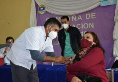 Continúa este viernes la vacunación contra el COVID-19 en el oeste provincial