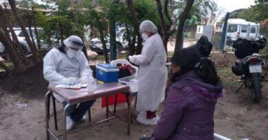 """Centro de salud """"Luis María Codda"""" mantiene diariamente la búsqueda activa de casos"""