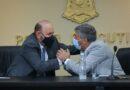 El gobernador Insfrán y el titular de ENACOM firmaron importantes convenios para obras de conectividad