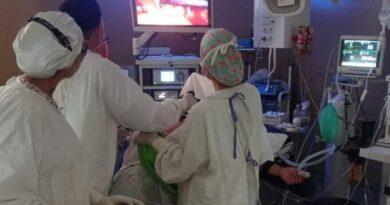 """Hospital """"Cruz Felipe Arnedo"""": brindaron detalles sobre la contención sanitaria desplegada para dar batalla al Covid-19 en Clorinda"""